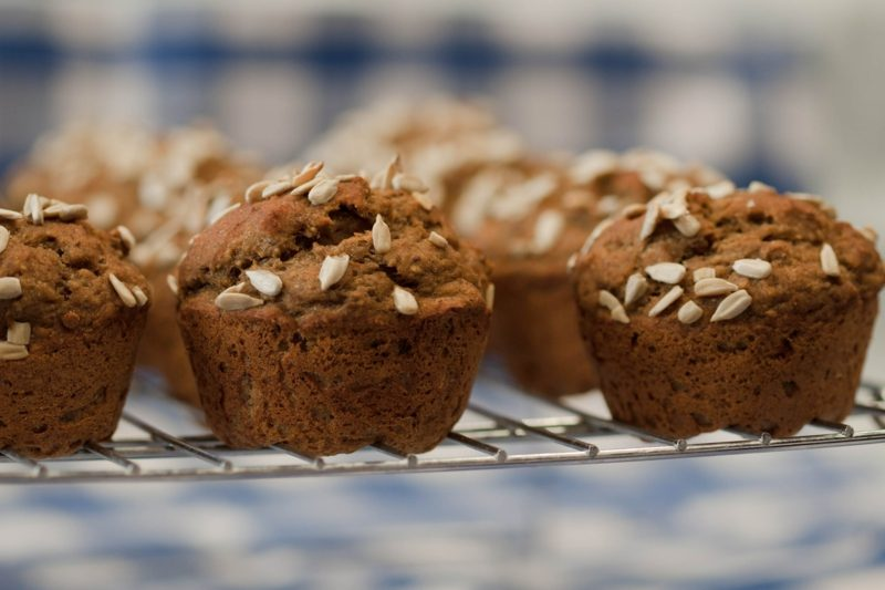vegane muffins banane