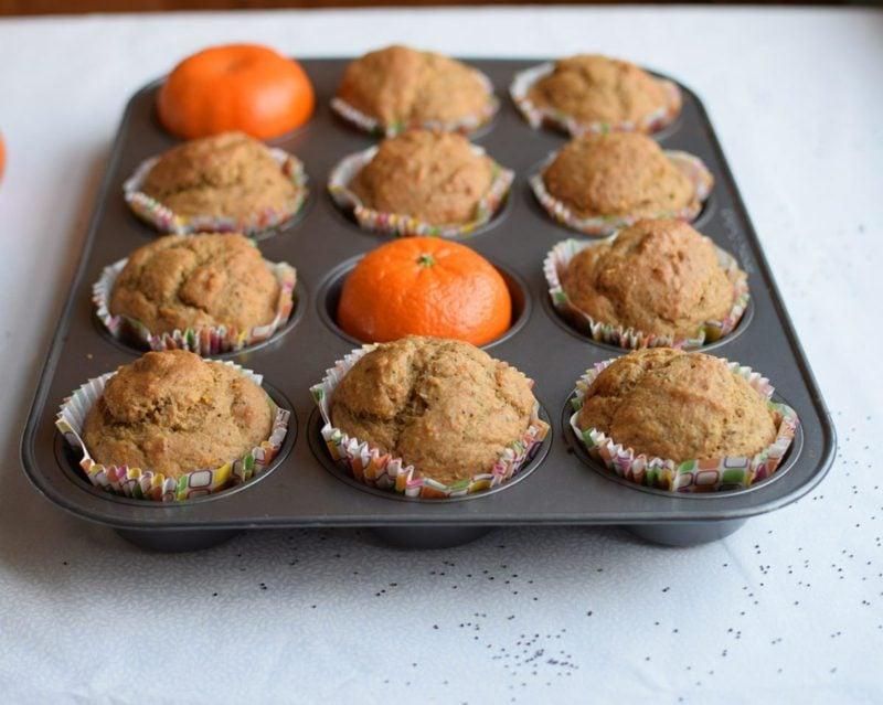einfache vegane muffins