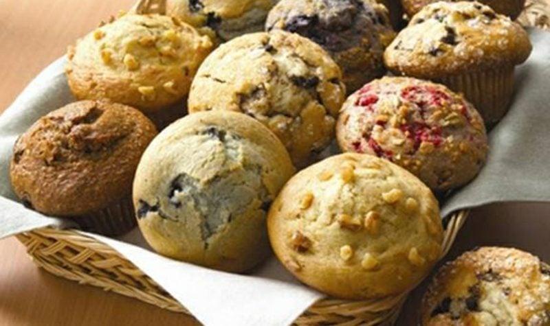 vegane muffins schoko banane