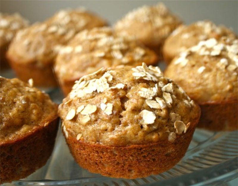 vegane muffins zitrone