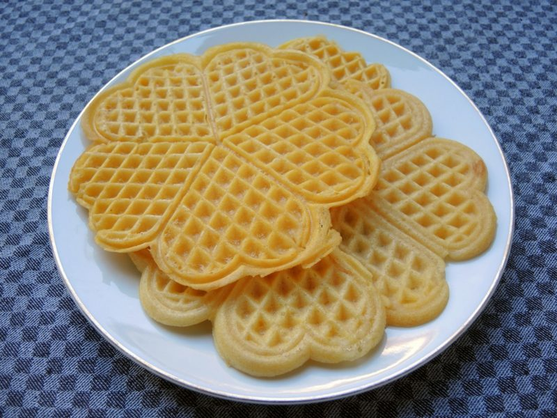 vegane pfannkuchen waffeln rezept