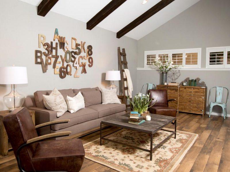 Wandgestaltung mit Wandtattoos oder Monogram