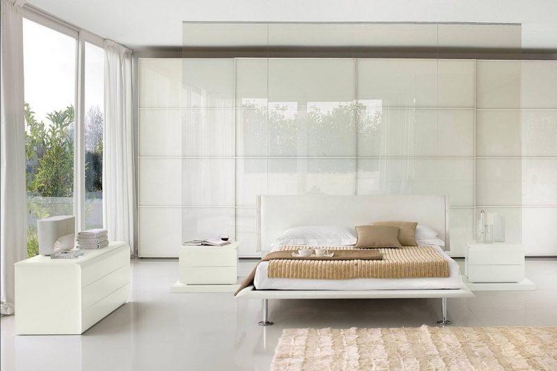wandgestaltung schlafzimmer ideen helle wandfarben wohnideen kleine räume