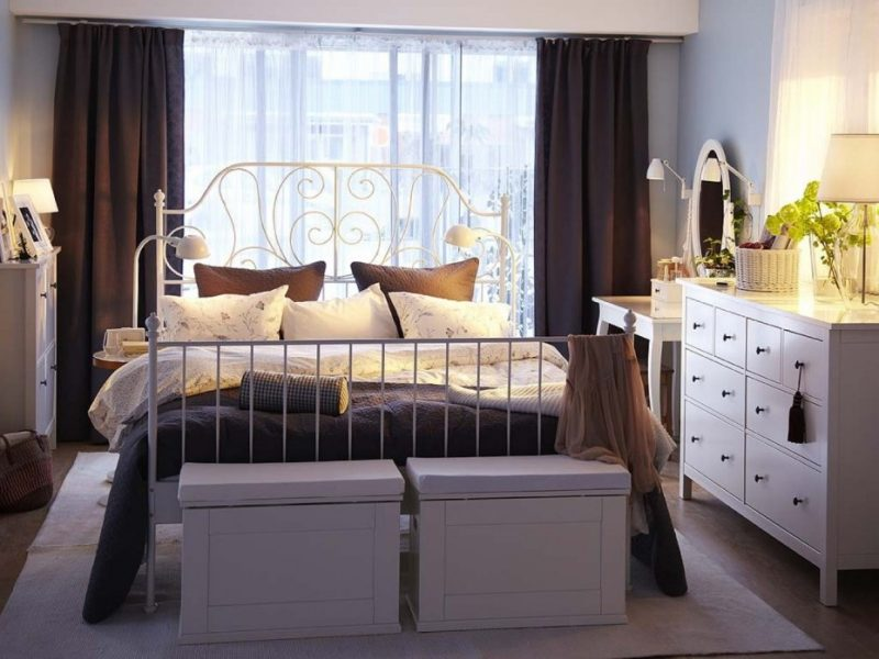schlafzimmer einrichten ikea. Black Bedroom Furniture Sets. Home Design Ideas