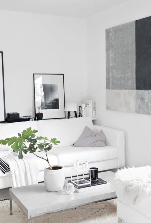 Zimmer einrichten Wohnzimmer skandinavisch einrichten