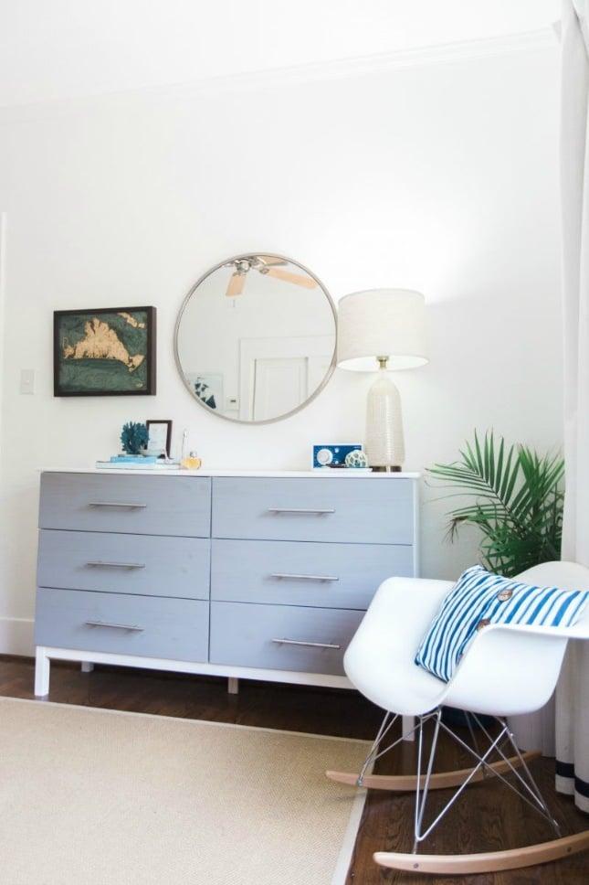 Zimmer einrichten Wohnzimmer skandinavisch Stil