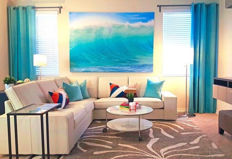 Zimmer einrichten mit Farben