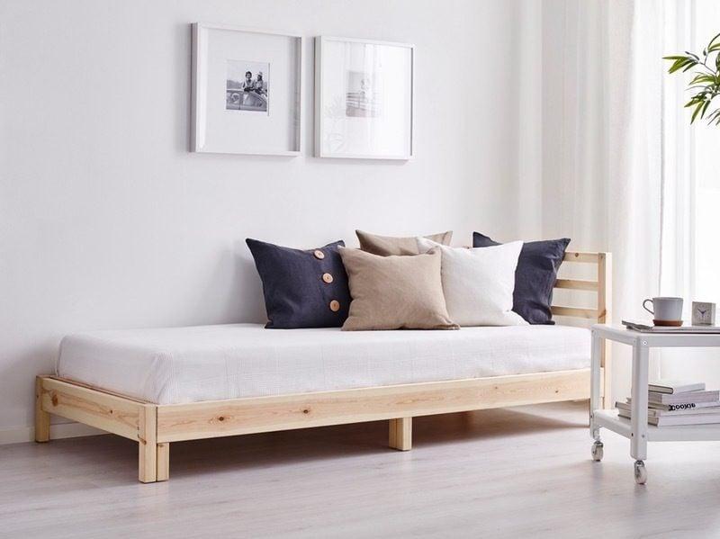 Zimmer einrichten minimalistisch