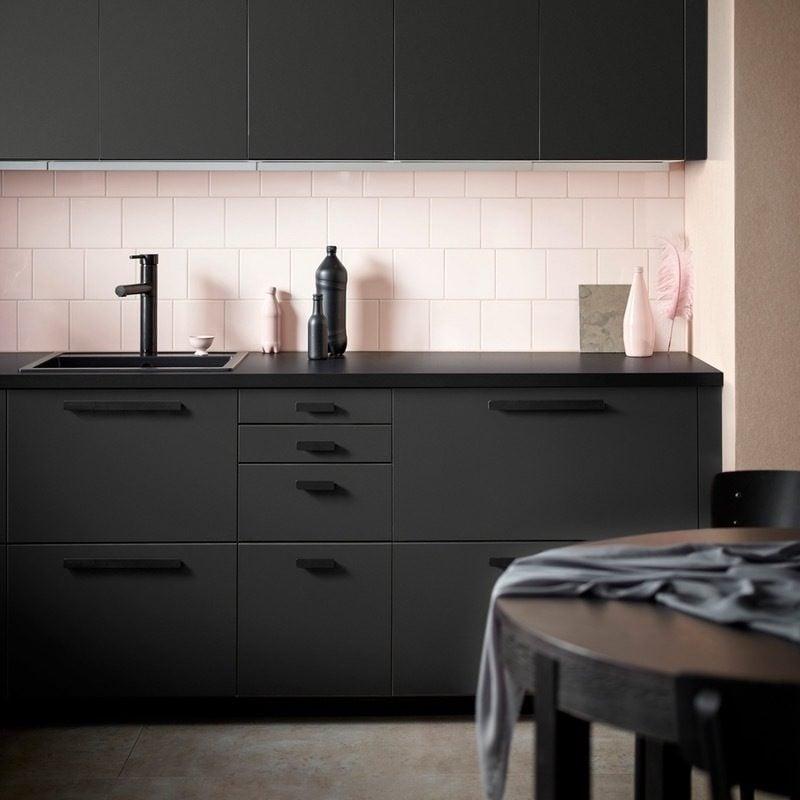 Zimmer einrichten Ikea Küche