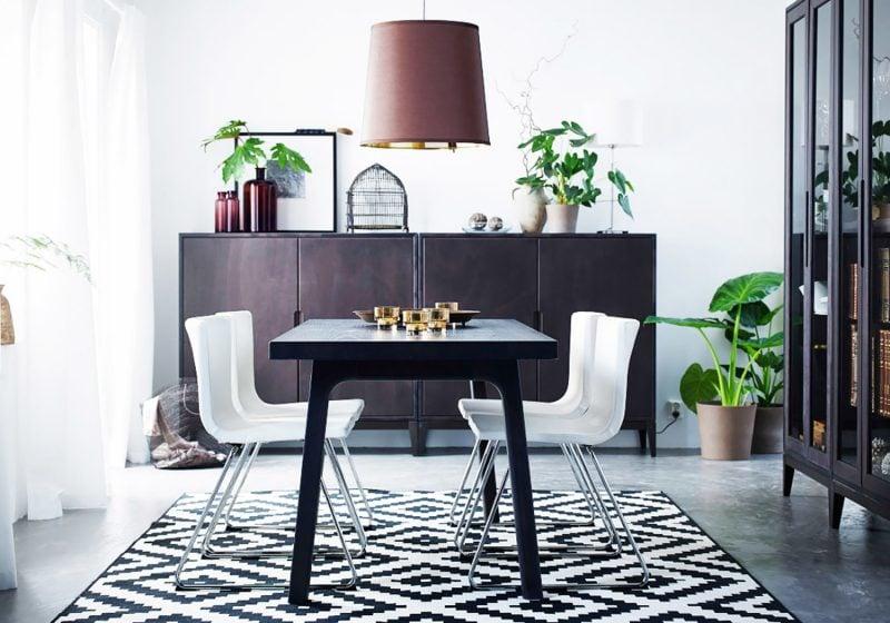 Zimmer einrichten im skandinavischen Stil