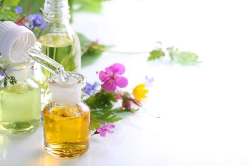 Ätherische Öle Zusatz Dampfbad für das Gesicht