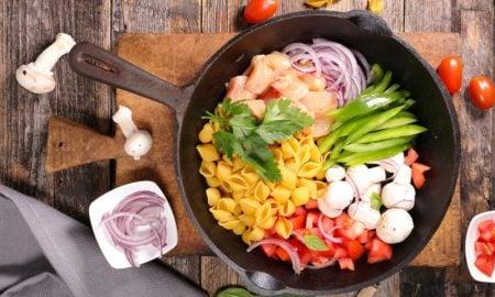 gesunde Abendessen Ideen 3 Rezepte