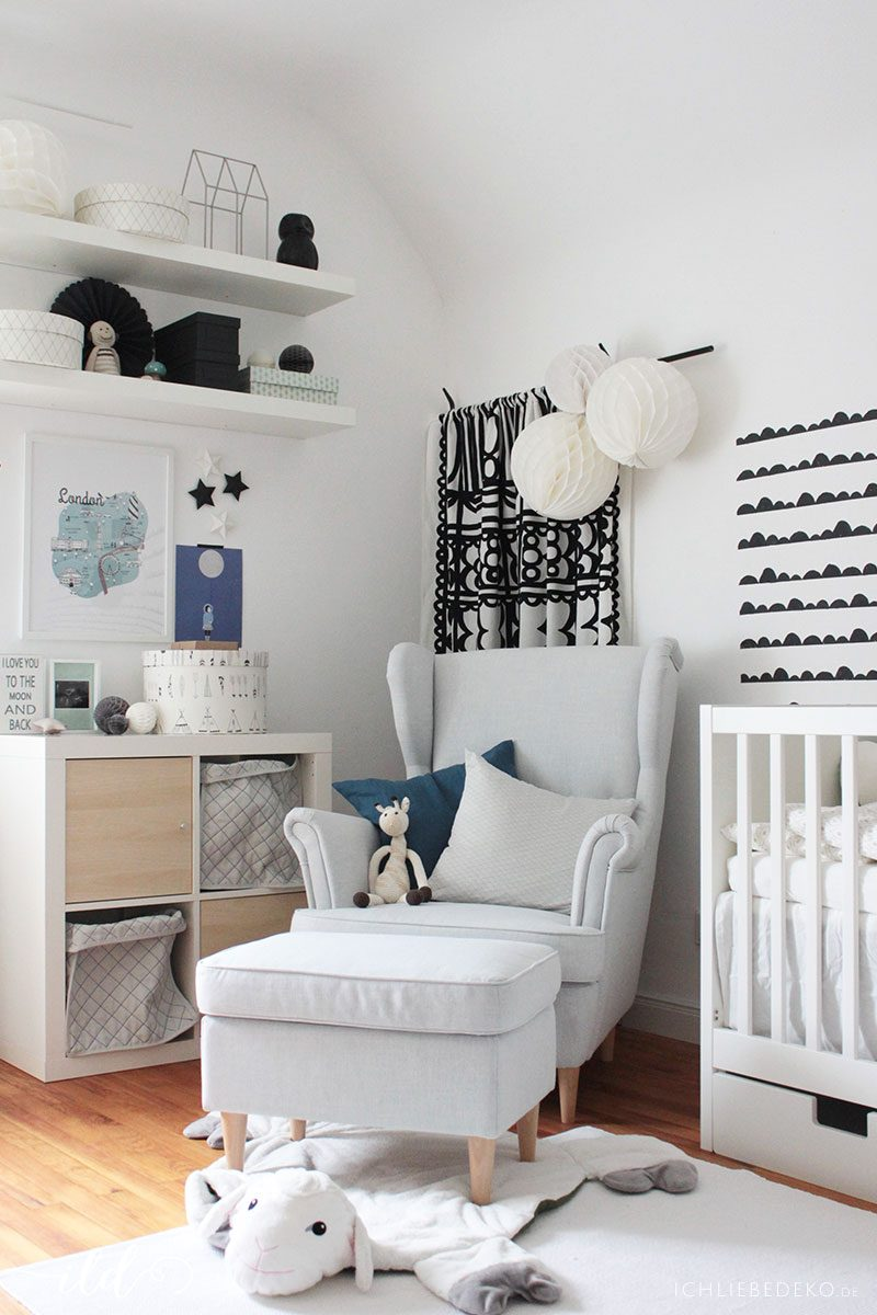 Zimmer einrichten mit ikea m beln die 50 besten ideen for Ikea kinderzimmer ideen