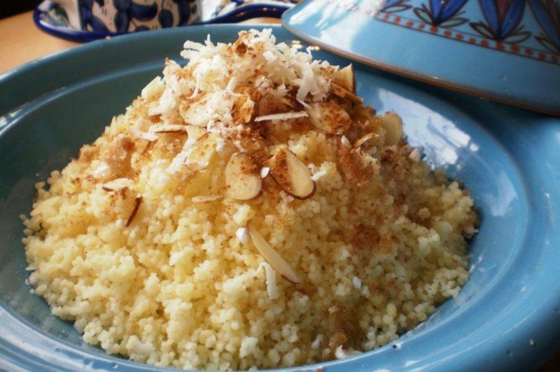 Couscous Zubereitung Rezepte Dessert