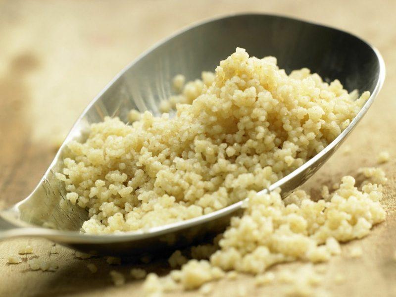 Couscous Zubereitung gesunde Rezepte