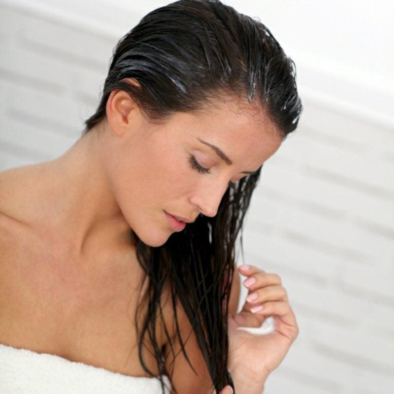 Rosmarin Pflege fettige Haare