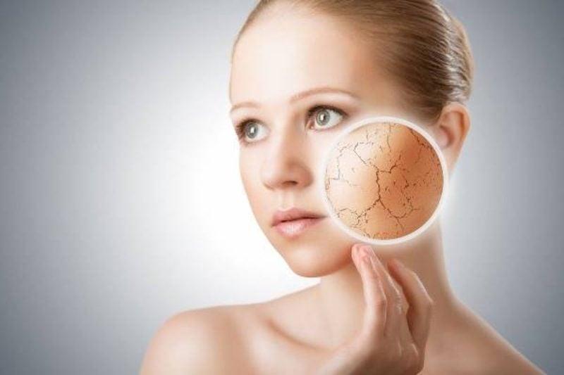 Gesicht reinigen Dampfbad Nebenwirkungen trockene Haut