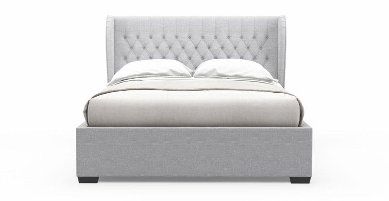französische Betten Doppelbett Matratzengrößen