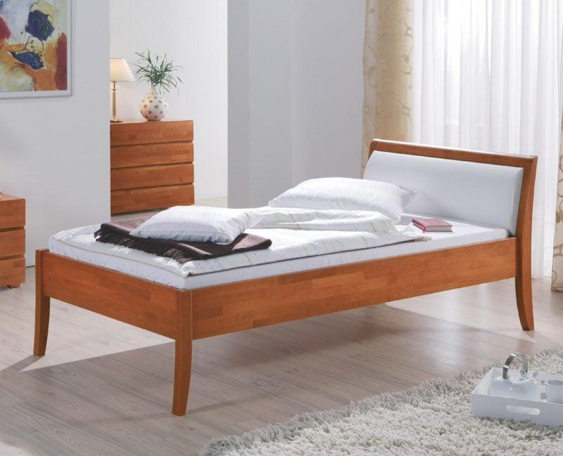 Bettgrößen Einzelbett modernes Design