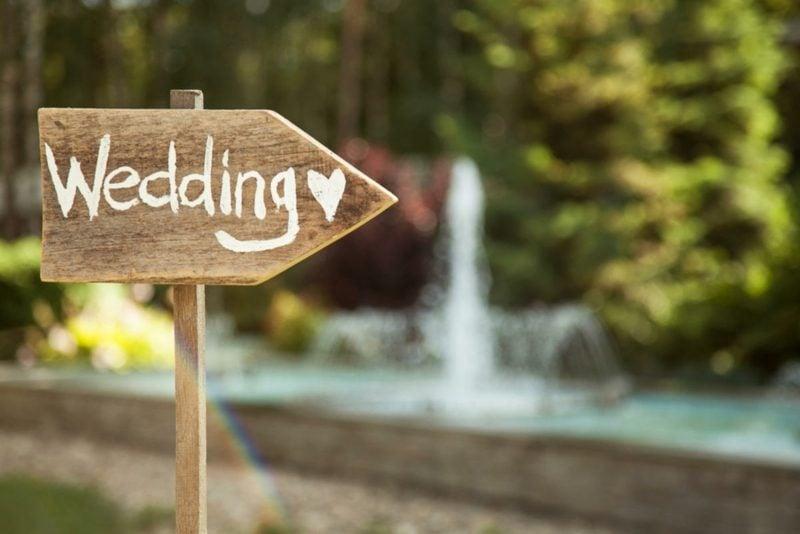 Hochzeit Wünsch kreative Ideen