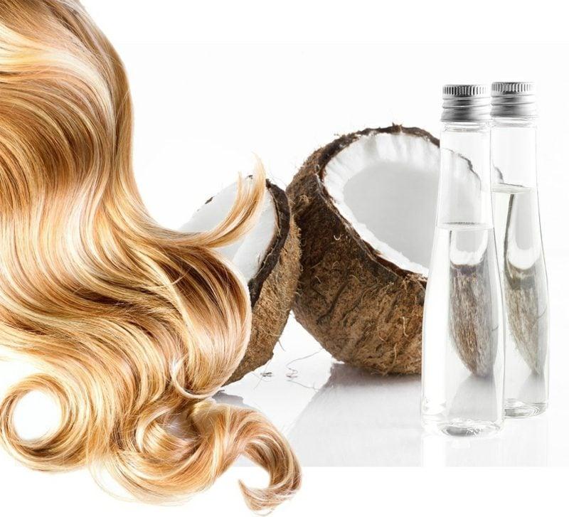 Kokosöl für die Haare Kokoswasser dm