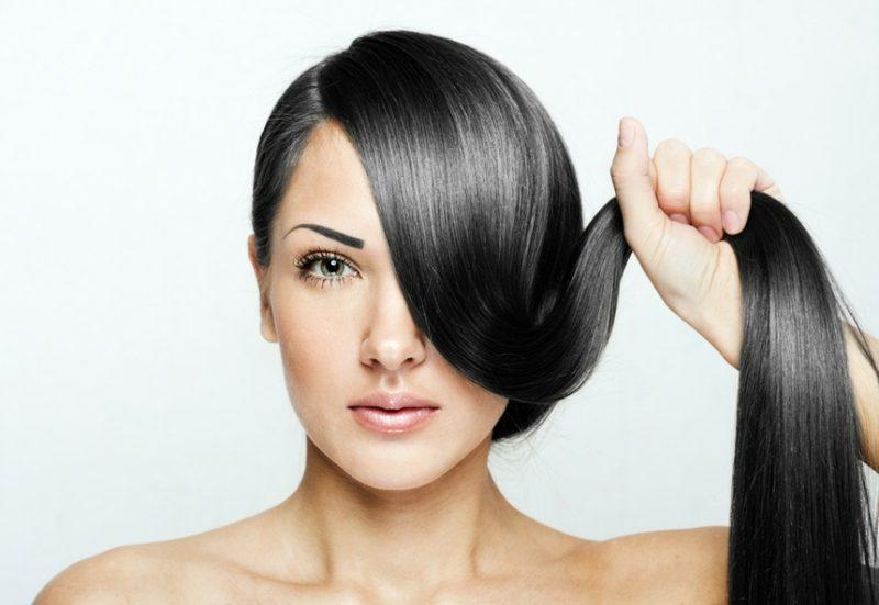 Kokosöl Anwendung Haarpflege