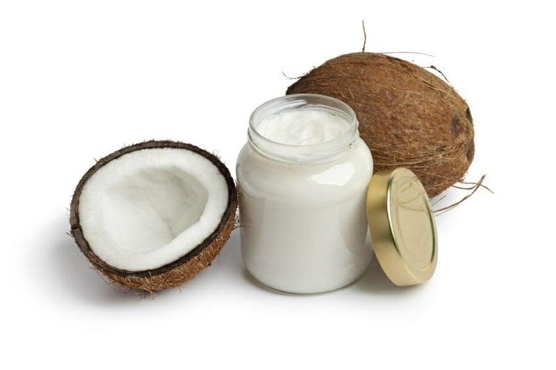 Haare waschen Kokosöl Pflege Vorteile