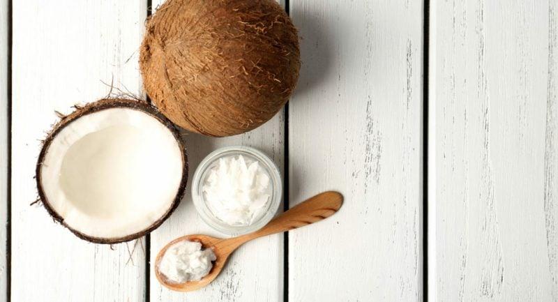 Kokosöl Anwendung Haut- und Haarpflege