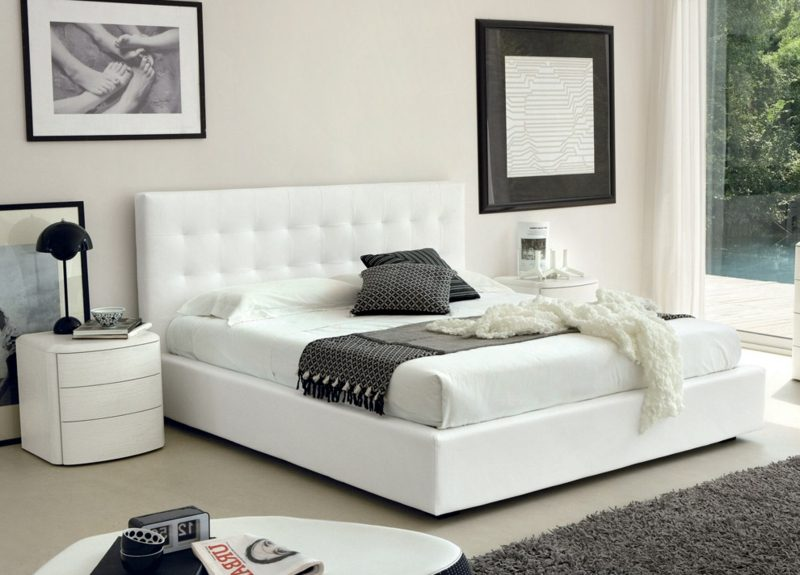 Hotelbetten Queen Size Bed Größe