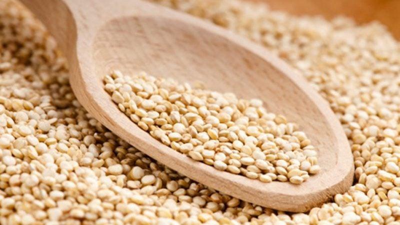 Quinoa Nährwerte Vergleich Couscous