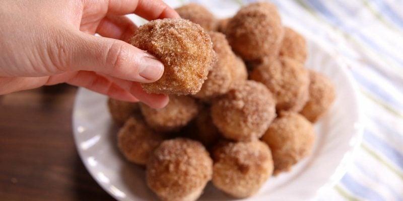 gesundes Essen zum Abnehmen low carb Muffins Joghurt Mandeln