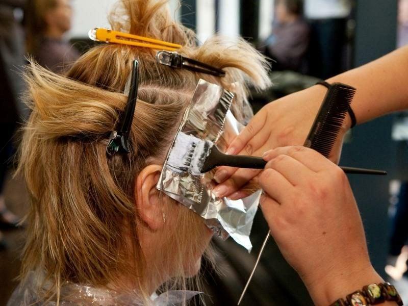 Das Shampoo ohne parabenow beim Haarausfall