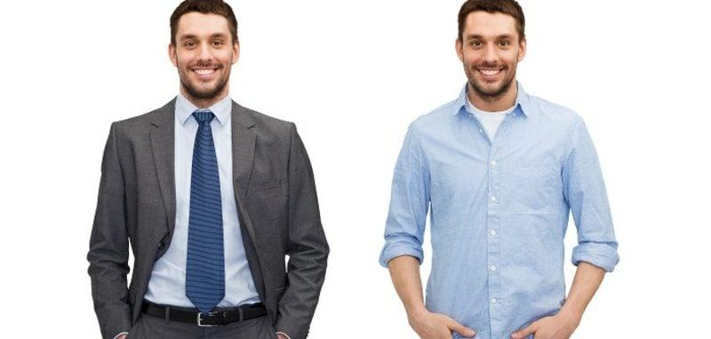Fragen Bewerbungsgespräch Vorbereitung Kleidung
