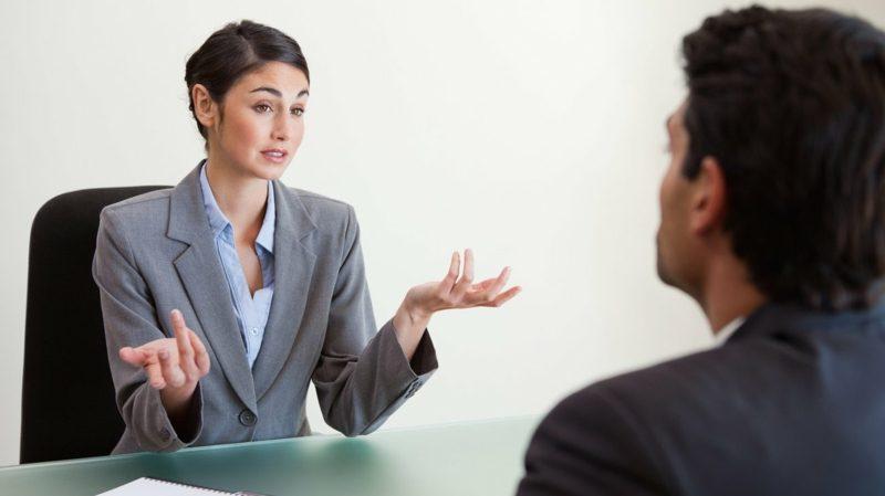 Bewerbungsgespräch Stressfragen beantworten
