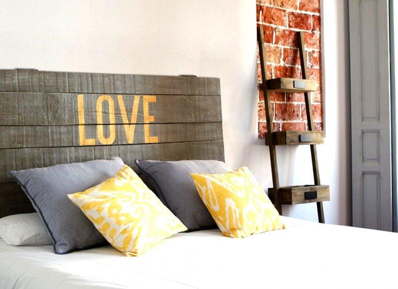 Wie baue ich Kopfteil für selbstgebaute Betten