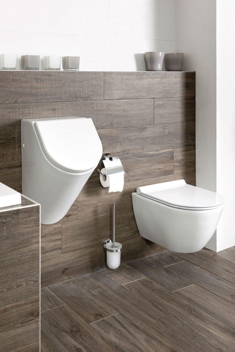 Mit dem trendigen Erscheinungsbild ist der Designboden für underschiedlichste Einsatzbereiche und Stilrichtungen kombinierbar