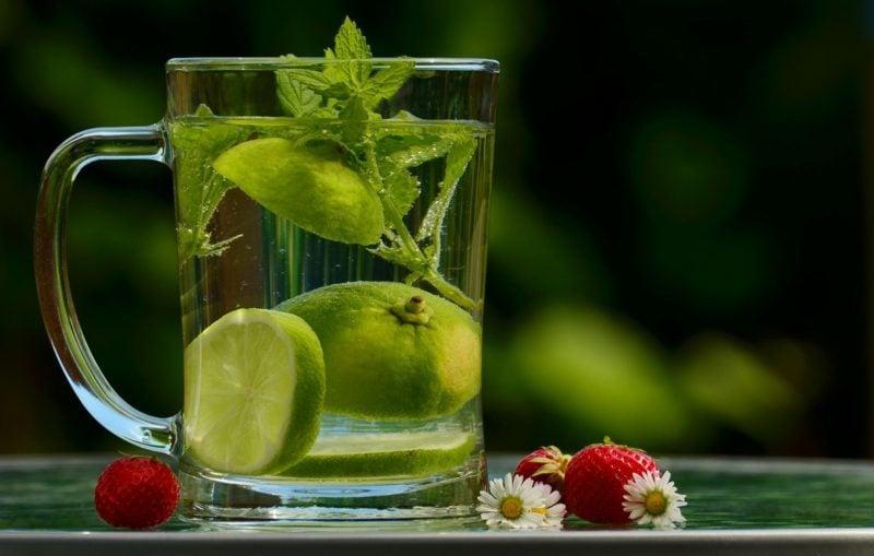 detox wasser wirksam und lecker