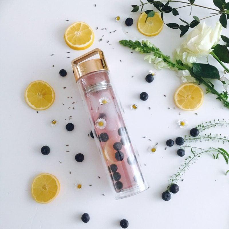 rezepte für entgiftungskur mit detox wasser