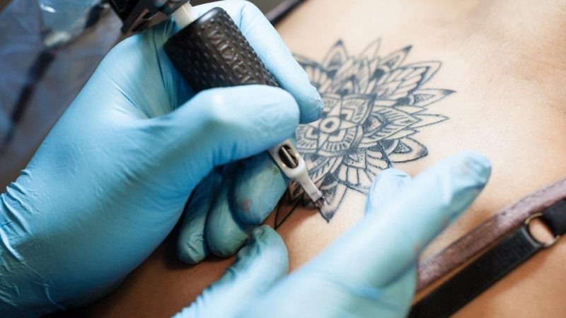 Ephemeral Tattoo Ideen