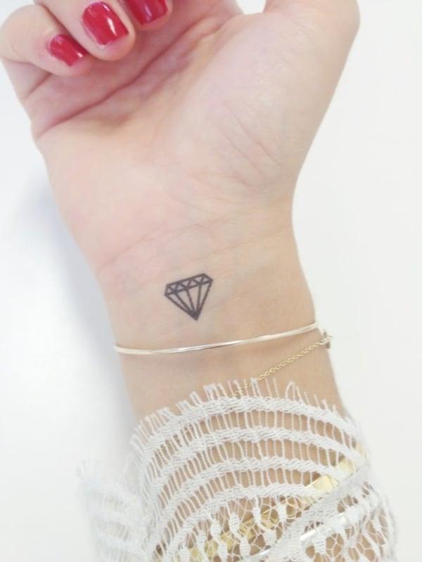 Ephemeral Tattoo verschwinden