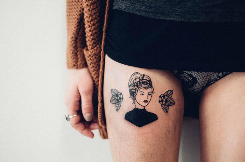 Ephemeral Tattoo Entfernung ohne Laser