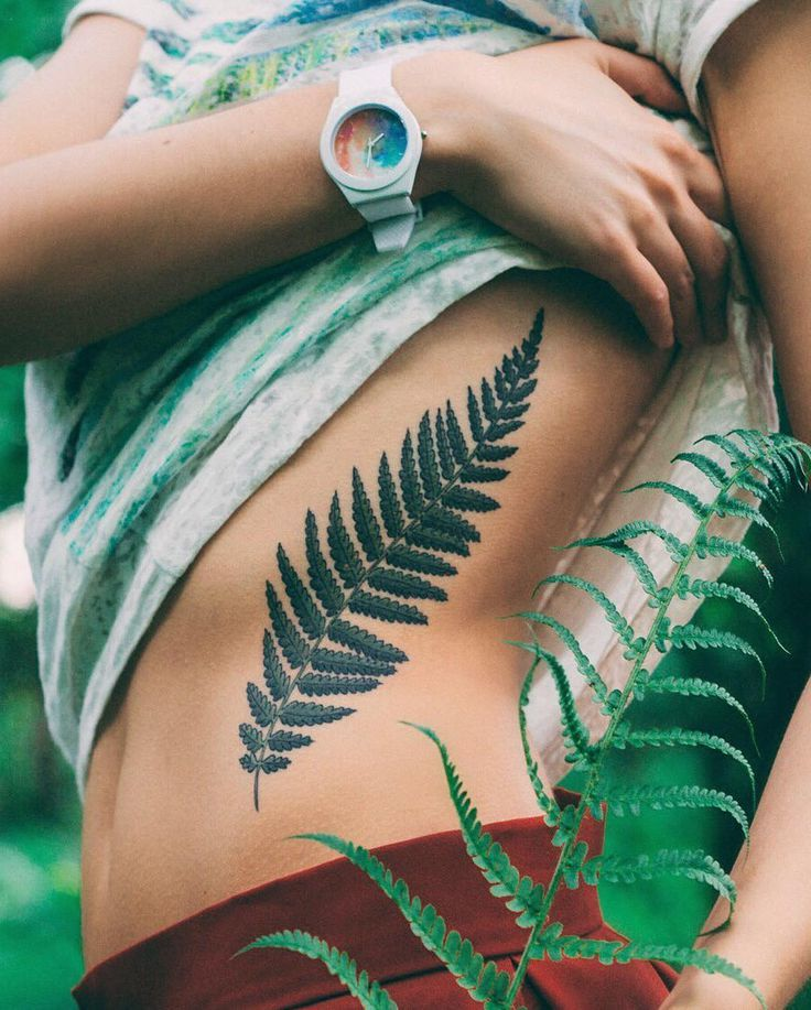 Ephemeral Tattoo Ideen