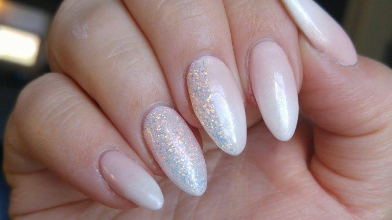 Nagellack Trends Rosenquarz Marmor Fingernu00e4gel + Noch 20 Ideen - Beauty Nageldesign - ZENIDEEN