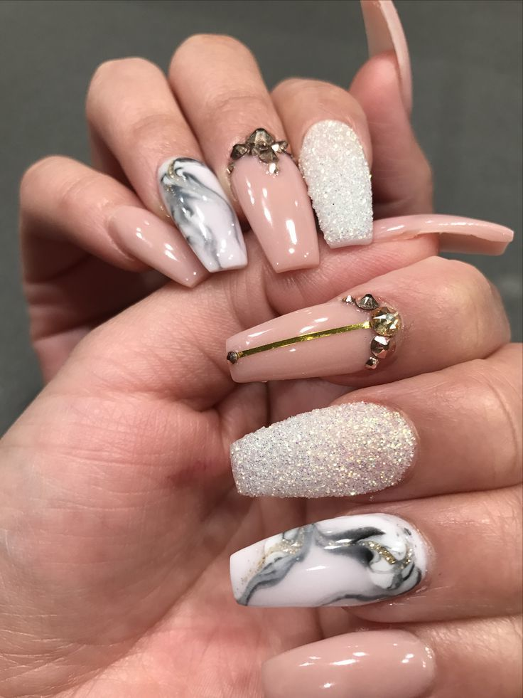 Nagellack Trends Rosenquarz Marmor Fingern 228 Gel Noch 20