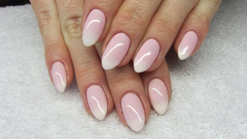 Nagellack trends rosenquarz marmor fingern gel noch 20 ideen beauty nageldesign zenideen - Nagellack ideen ...