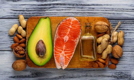 Gesunde Fette, die fit machen