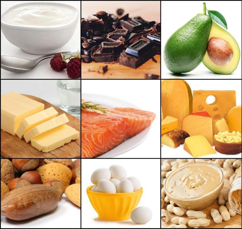 Gesund abnehmen mit gesunde Fette