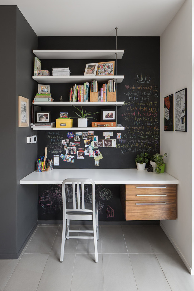 home office 10 tipps f r einrichtung die motivation erh hen innendesign zenideen. Black Bedroom Furniture Sets. Home Design Ideas
