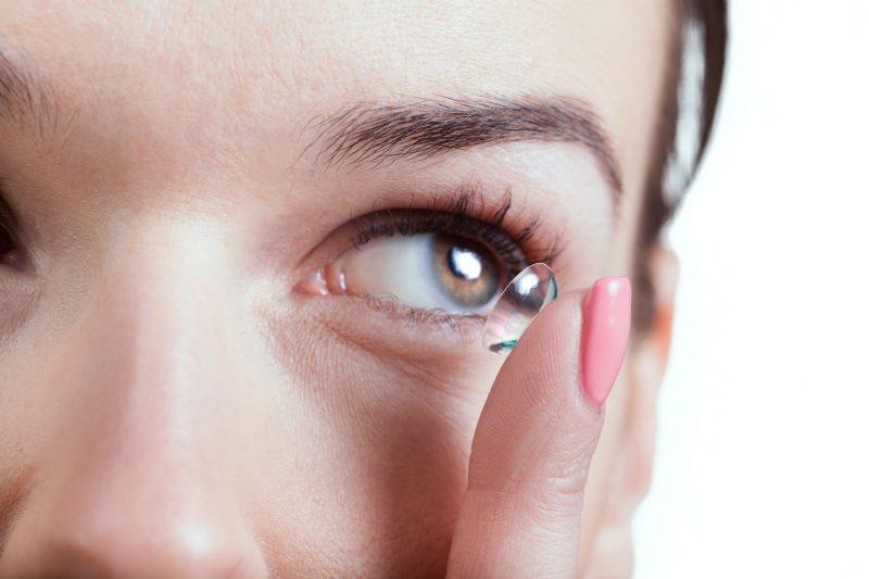 Kontaktlinsen Arten