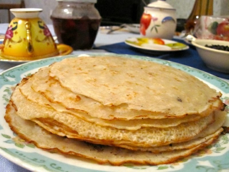 Pancakes gesund 3 schnelle Rezepte